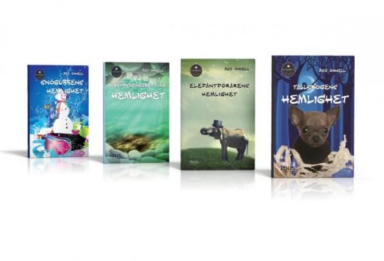 Alla_fyra_böckerna bredvid_varandra_på_rad