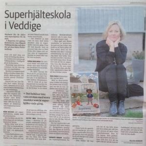 Varbergs-posten mars 2015