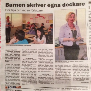 Vimmerby tidning april 2015