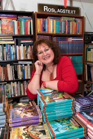 Författare Kim Kimselius Eringsboda som har haft en stroke. Foto: Jan-Erik Ejenstam
