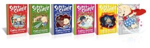 supercharlie 5 böcker 1