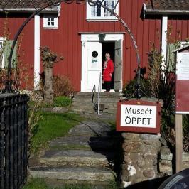 Fint litet museum i Stenungsund